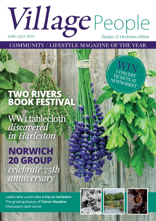 Read our magazines – Advertise in Norfolk and Suffolk in our