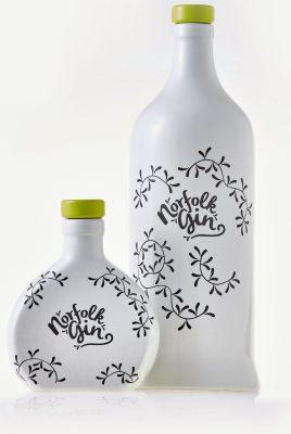 Norfolk Gin Bottles